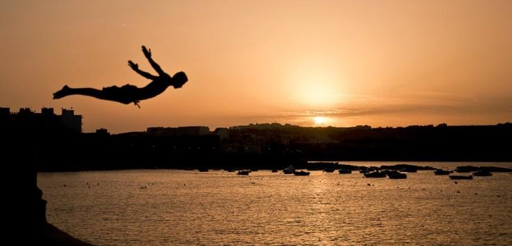 Carpe diem... na różne sposoby. Na Malcie ich nie brakuje.