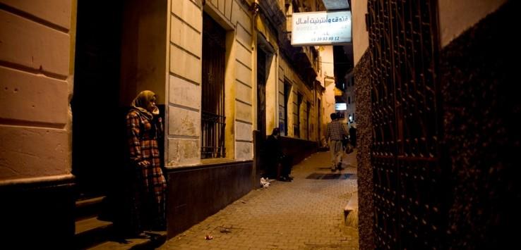 W Tangerze warto zagubić się w uliczkach mediny. Nie myśleć dokąd się idzie, nie myśleć skąd. Właśnie dzięki temu można dostrzec najwięcej.